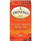 Twinings Ceylon Orange Pekoe Tea Bags