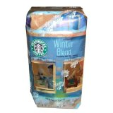 Starbucks Whole Bean Coffee Holiday Christmas Winter Blend