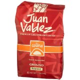 Juan Valdez Premium Colombian Coffee, Colina (Balanced), Ground 100% Colombian Coffee