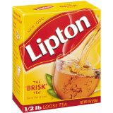 Lipton Black Tea, Loose