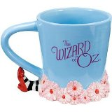 Wizard of Oz Sculpted Mug