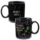 Wizard of Oz Bad Witch 12 oz. Decal Mug