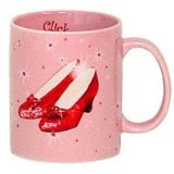 Wizard of Oz Ruby Slippers Coffee Mug