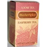 Raspberry Tea, Loose Leaf
