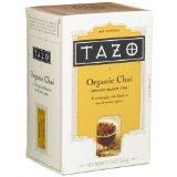 TAZO Organic Chai, Spiced Black Tea