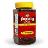 Community Coffee New Orleans Blend Instant Coffee With Chicory
