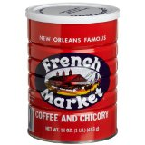 French Market Coffee & Chicory, Creole