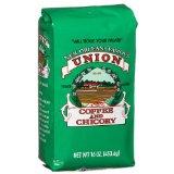 French Market Union Coffee & Chicory, Ground
