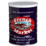 French Market Restaurant Blend Dark Roast