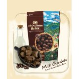 Cafe Britt Dark Chocolate Covered Gourmet Coffee Beans From Costa Rica