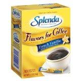 Splenda No Calorie French Vanilla Sweetener