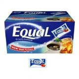 Equal Zero Calorie Sweetener Individual Packets
