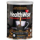 HealthWise 100% Colombian Supremo, Decaffeinated