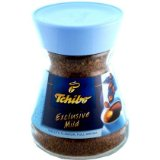 Tchibo Mild Instant Coffee in Jar