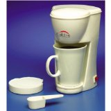 One Cup Cafe Uno Coffee Maker by Etna