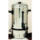 Kegworks 75 Cup Stainless Steel Coffee Urn