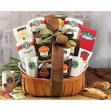 Starbucks Sonata Gift Basket