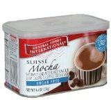 General Foods International Coffee Suisse Mocha Coffee Drink Mix