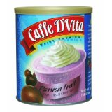 Caffe D'Vita Passion Fruit Fruit Cream Smoothie