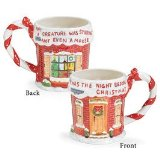 Night Before Christmas Mug Adorable Holiday Mug