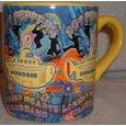 Beatles YELLOW SUBMARINE 14 oz Ceramic Coffee MUG