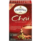 Twinings Chai Tea, Tea Bags