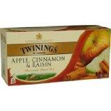 Twinings Black Tea Apple, Cinnamon & Raisin Flavoured Tea