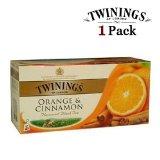 Twinings Black Tea Orange & Cinnamon Tea