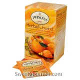 Twinings African Honeybush, Mandarin & Orange Herbal Tea