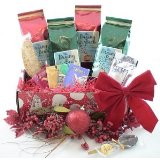 Happy Holiday Wishes Gourmet Coffee Gift Box