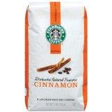 Starbucks Cinnamon Flavored Coffees