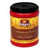 Folgers Cinnamon Swirl Ground Coffee