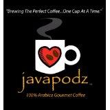 Java Podz Cinnamon Flavored Gourmet Coffee Pods