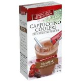 General Foods International Coffee, Cappuccino Cooler Hazelnut