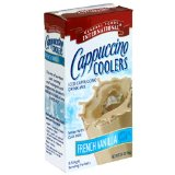 General Foods International Coffee, Cappuccino Cooler, French Vanilla