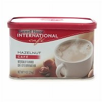 Maxwell House International Café Hazelnut Cappuccino