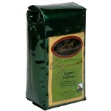 Caffe Appassionato Organic Shade Grown Minuet Blend, Ground, 12-Ounce Bag (Pack of 3)