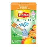 Lipton Green Tea To Go, Mandarin and Mango