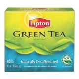 Lipton Decaffeinated Green Tea