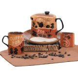 Hues&Brews Cuppa'Joe Service For 1