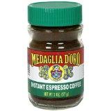 Medaglia D' Oro Instant Espresso Coffee
