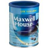 Maxwell House Lite (Medium) Ground Coffee