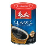 Melitta Classic Premium Blend Medium Roast Ground Coffee