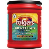 Folgers Brazilian Blend Ground Coffee