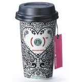 Starbucks Jonathan Adler Limited Edition Ceramic Cup