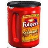 Folgers Custom Roast Mild 48 oz
