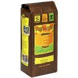 Pura Vida Whole Bean Coffee, French Roast