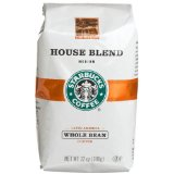 Starbucks House Blend Coffee, Whole Bean