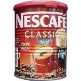 Nescafe Classic Instant Greek Coffee Decaf