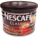 Nescafe Classic Instant Greek Coffee 100 Gram Can